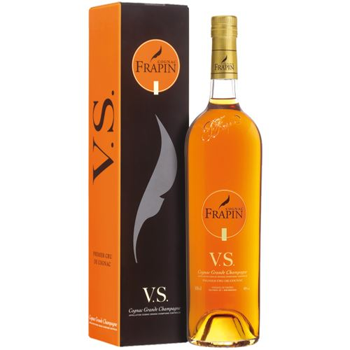 Frapin V.S. Grande Champagne Cognac 70cl Gift Boxed 40% ABV