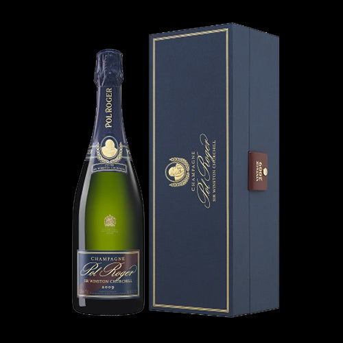 Pol Roger Sir Winston Churchill Vintage Champagne 2009 75cl