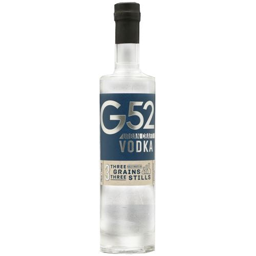 G52 Urban Craft Vodka 70cl 40% ABV