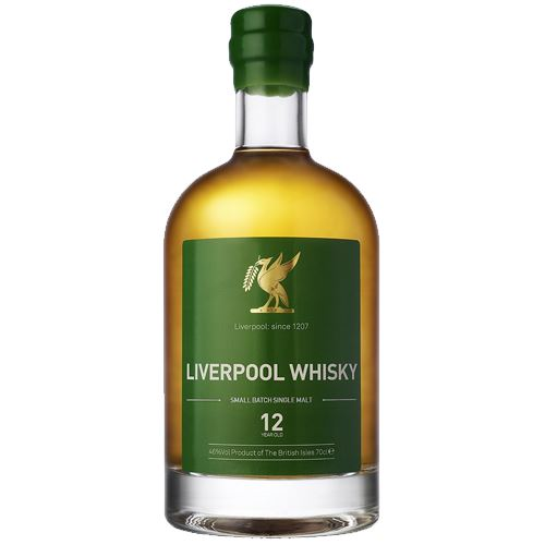 Liverpool Whisky 12yo 70cl 46% ABV