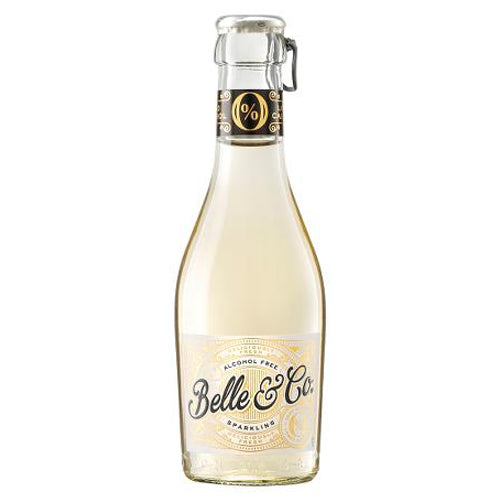 Belle & Co Sparkling Brut Alcohol Free 20cl 0.0%