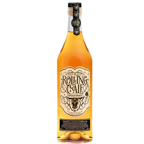 Rolling Calf Spiced Rum 70cl 35% ABV
