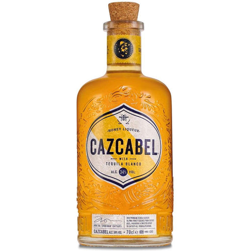 Cazcabel Honey Tequila Liqueur 70cl 34% ABV