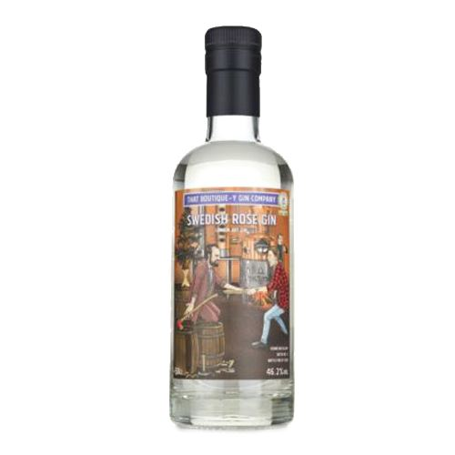 That Boutique-y Gin Company Swedish Rose Gin - Herno 50cl 46.2% ABV