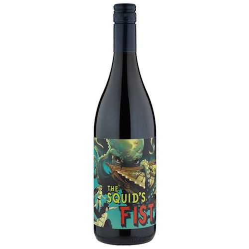 Some Young Punks 'Squids Fist' Sangiovese / Shiraz 2017 75cl 13% ABV