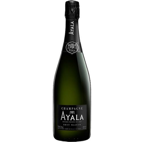 Ayala Brut Majeur Champagne NV 75cl Gift Boxed 12% ABV