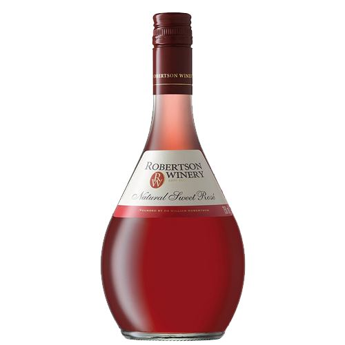Robertson Winery Natural Sweet Rose 75cl 7.5% ABV