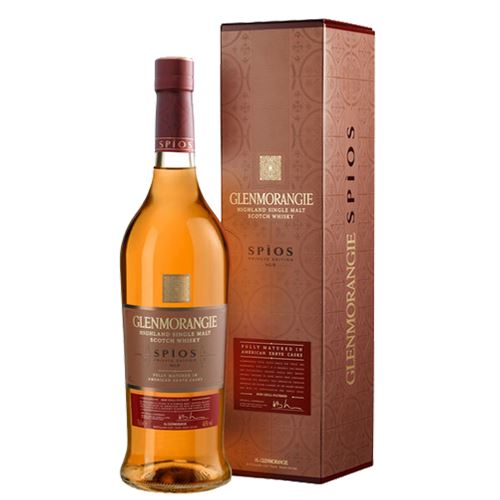 Glenmorangie Spios - Private Edition 9 Whisky 70cl In Gift Box 46% ABV
