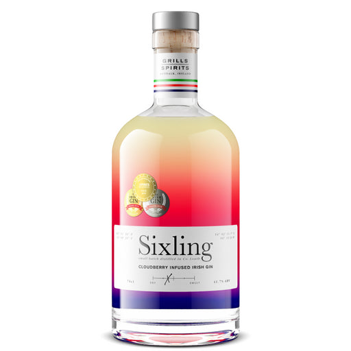 Sixling Irish Gin 70cl 41.7% ABV