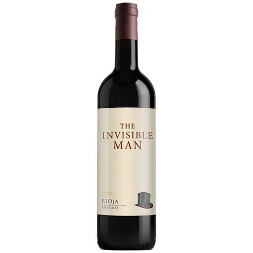 The Invisible Man, Rioja Alta, Casa Rojo, 2015 75cl 13.5% ABV