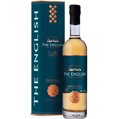 The English Original Single Malt Whisky 20cl 43% ABV