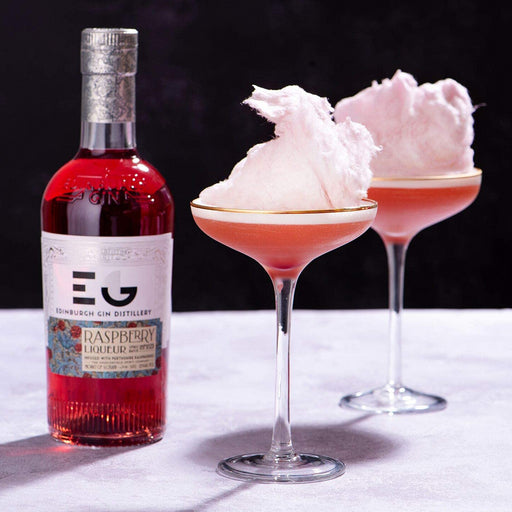 Edinburgh Gin Raspberry Liqueur 5cl miniature 20% ABV