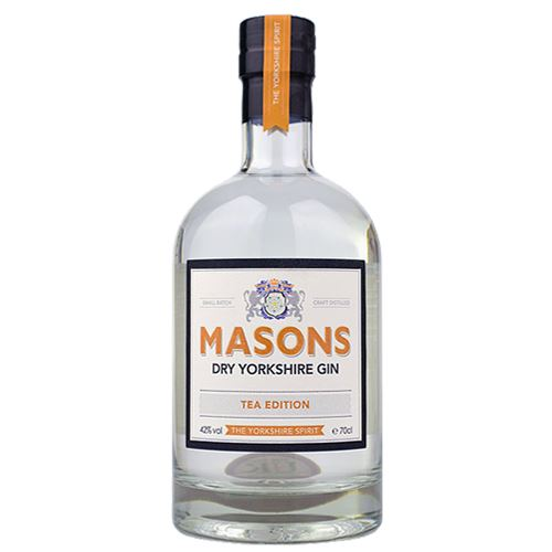 Masons Yorkshire Tea Gin 70cl 42% ABV