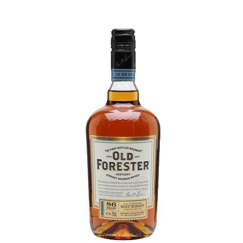 Old Forester Kentucky Bourbon 70cl 43% ABV