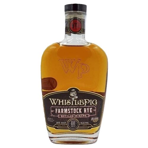 WhistlePig Farmstock Crop No.002 Rye Whiskey 75cl 43% ABV
