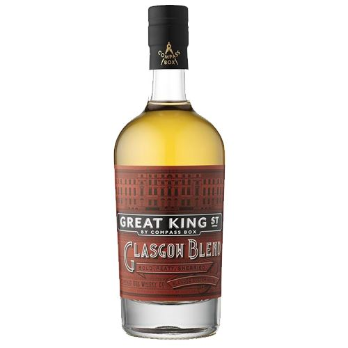 Great King Street Glasgow Blend Whisky 70cl 43% ABV