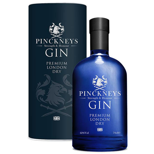Pinckneys Premium London Dry Gin 70cl 42% ABV
