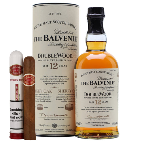 The Fathers Day Whisky & Cigar Bundle