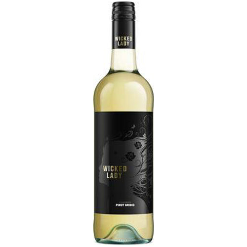 Wicked Lady Pinot Grigio 75cl