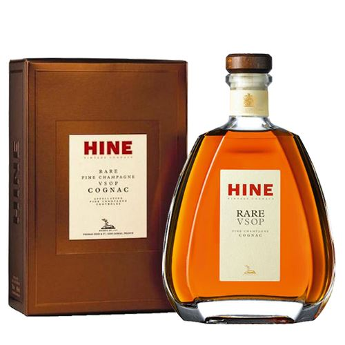 Hine Rare VSOP Cognac 70cl with 5cl Antique XO 40% ABV