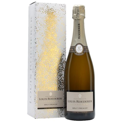 Louis Roederer Brut Premier Champagne 75cl Gift Boxed 12% ABV