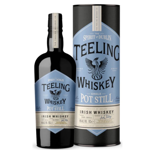 Teeling Single Pot Still Batch 3 Irish Whiskey 70cl 46.0% ABV