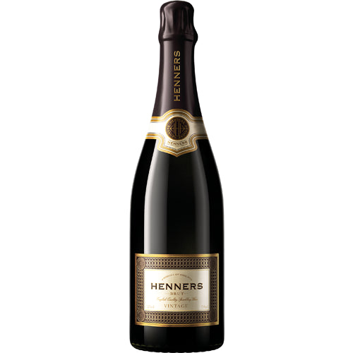Henners Brut NV 75cl 12% ABV