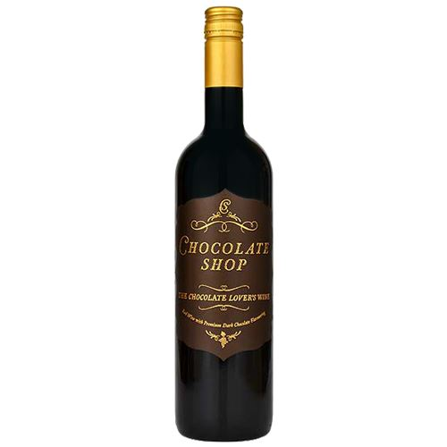 The Chocolate Shop Chocolate Wine 75cl 14.5% ABV