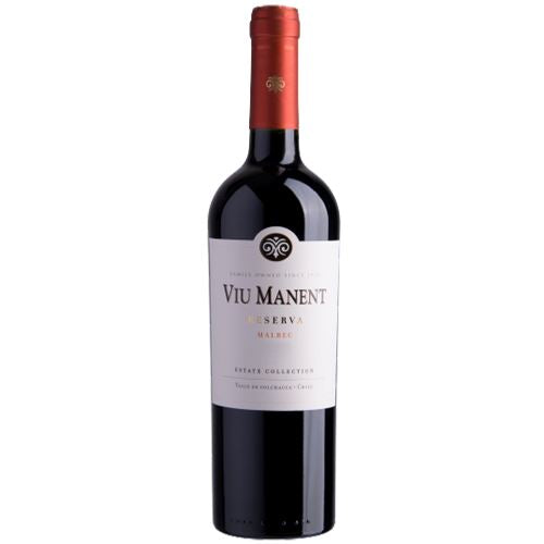 Viu Manent Estate Collection Reserva Malbec 2014 75cl 13.5% ABV