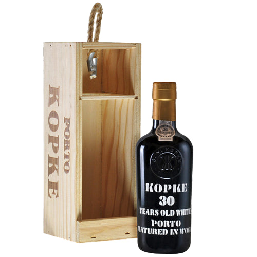 Kopke White 30 Year Old Port 37.5cl 20% ABV