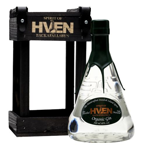 Spirit of Hven Organic Gin 50cl 40% ABV