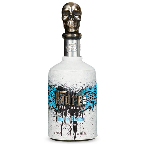Padre Azul Blanco Tequila 70cl 38% ABV