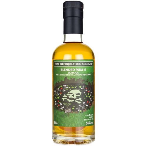That Boutique-y Rum Company Blended Rum #1 Jamaica  50cl 55% ABV