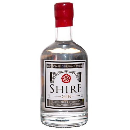Shire Small Batched Gin 70cl 40% ABV
