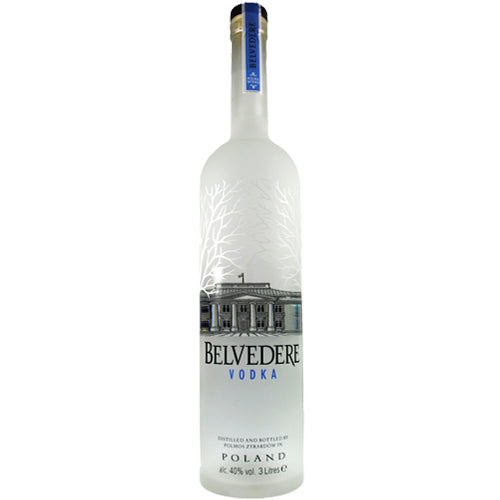 Belvedere Pure Vodka 300cl Night Saber light up