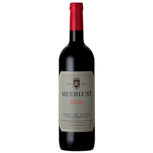 Meerlust Red 2017 75cl 14% ABV