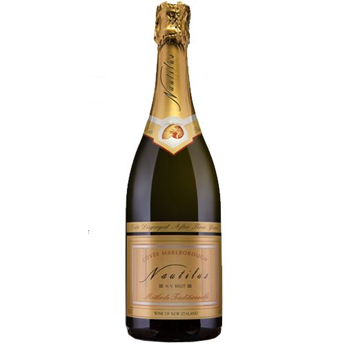 Nautilus Marlborough Sparkling Cuvee NV 75cl