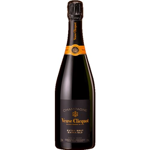 Veuve Clicquot Extra Brut Extra Old Champagne 75cl 12% ABV