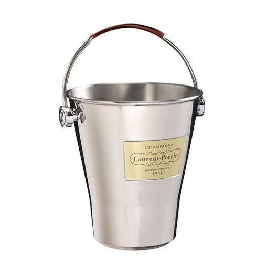 Laurent Perrier Champagne Single Bottle Ice Bucket