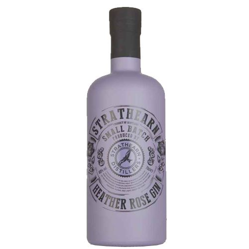 Strathearn Heather Rose Gin 70cl 40% ABV