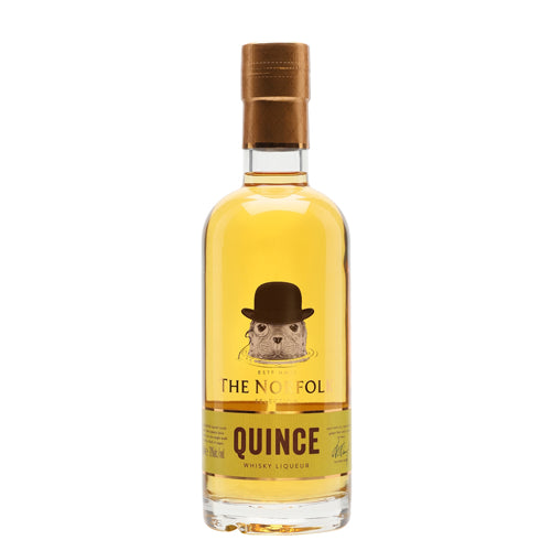 The Norfolk Quince Whisky Liqueur 50cl 20% ABV
