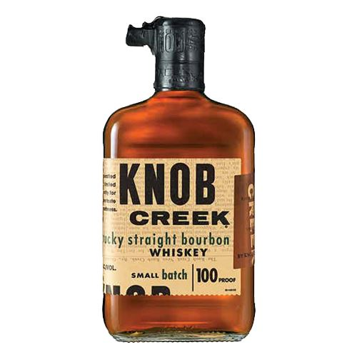 Knob Creek Kentucky Straight Bourbon Whiskey 70cl 50% ABV