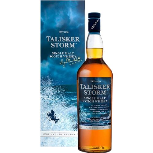 Talisker Storm Single Malt Scotch Whisky 70cl 45.8% ABV