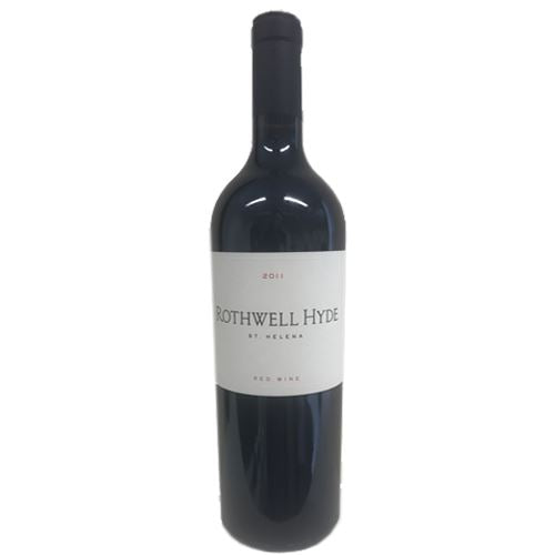 Rothwell Hyde St Helena Red Wine 2011 75cl 14% ABV