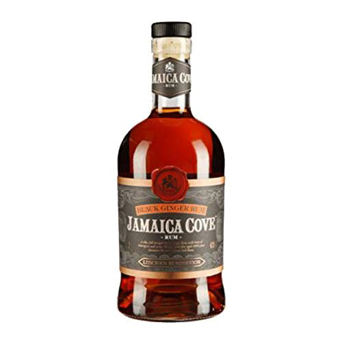 Jamaica Cove Black Ginger Rum 70cl 40% ABV