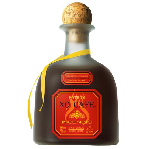Patron XO Cafe Tequila Incendio 70cl 40% ABV