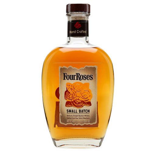 Four Roses Small Batch Bourbon 70cl 45% ABV