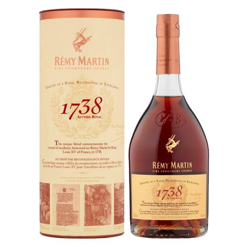 Remy Martin 1738 Accord Royal Cognac 70cl 40% ABV