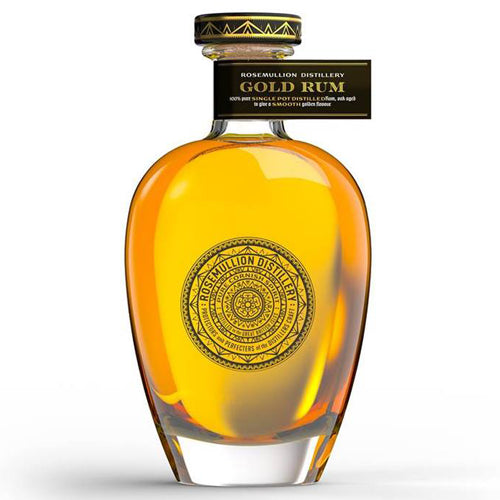 Rosemullion Gold Rum 70cl 43% ABV