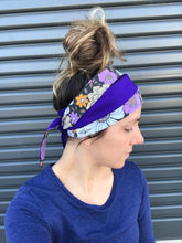Load image into Gallery viewer, Vintage Floral Head Wrap